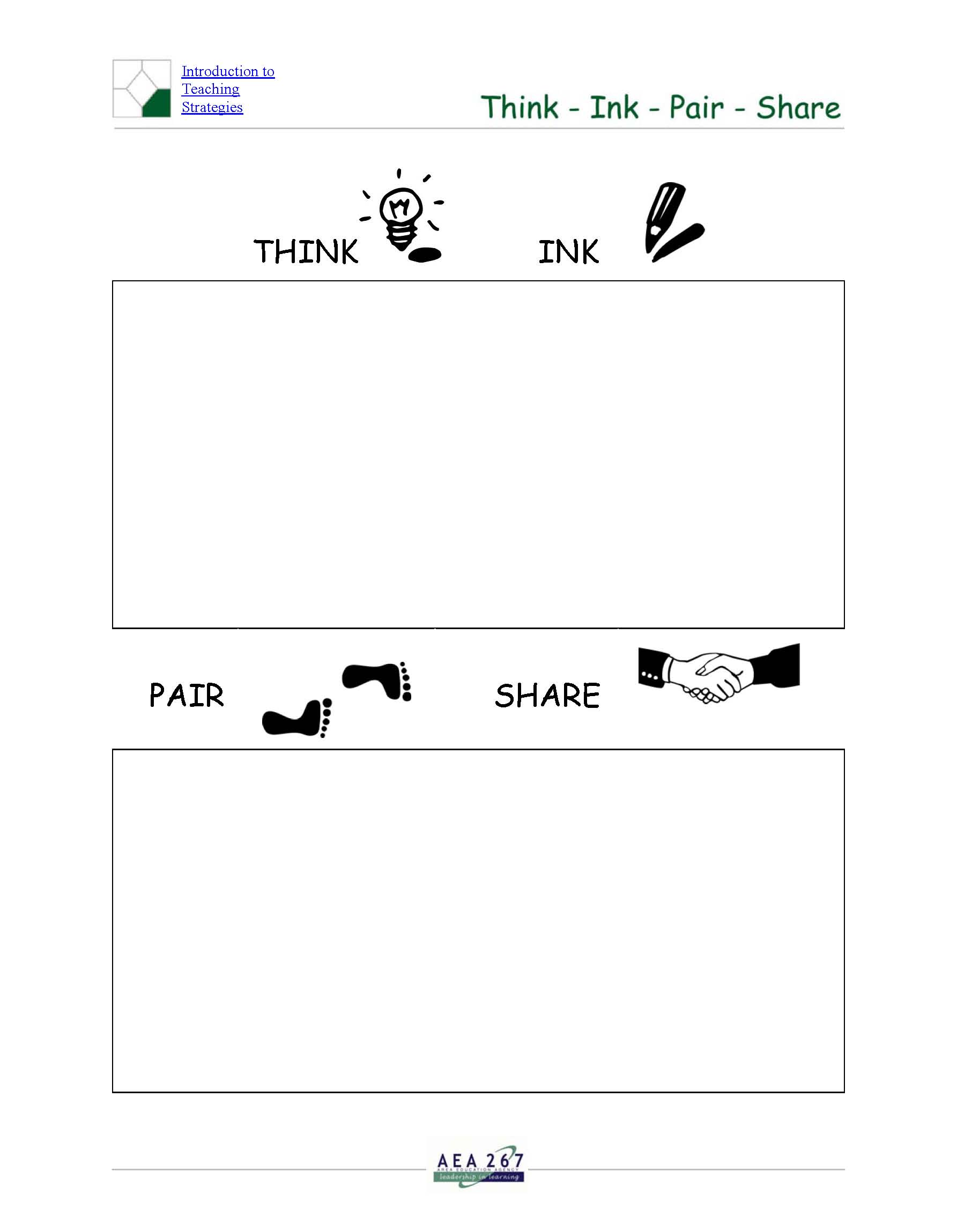 think pair share An excellent addition to classroom management resources, these must-have  mats are a great place for students to think about a teacher's question, pair up  with.